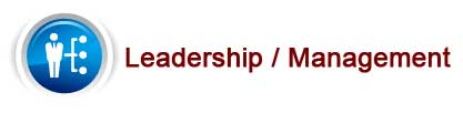 Icon Header Leadership