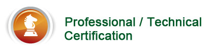 Icon Header Certification